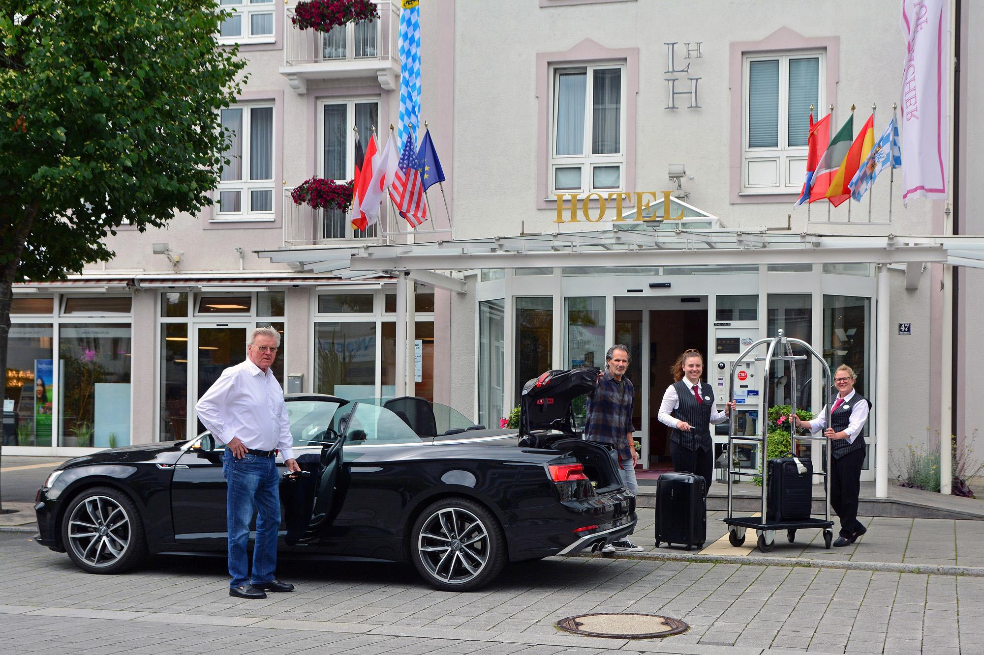 Hotel Lindacher Hof