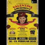 Vier Tage Volles Programm Beim Valentins Amüsement