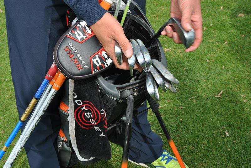 Golfplatz - Golfausrüstung