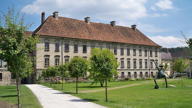 Monastery Raitenhaslach